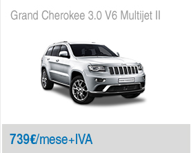 Grand Cherokee 3.0 V6 Multijet II
